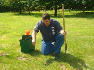 Maitre taupier jardin sans taupe for Taupe dans le jardin